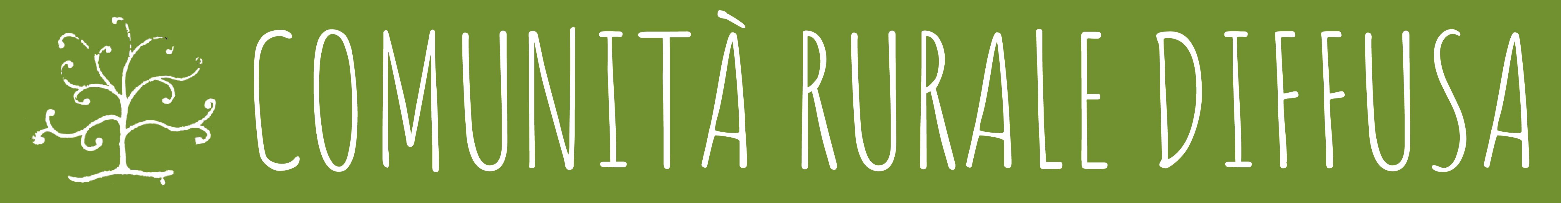 Comunità Rurale Diffusa